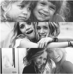 Mary Kate and Ashley Olsen actresses, fashion designers, and so pretty too!