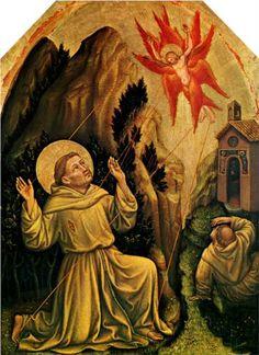 St.Francis - Gentile da Fabriano