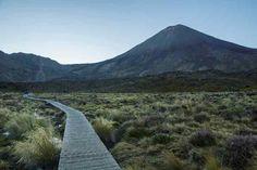 Tongariro Alpine Crossing ,nouvelle zelande