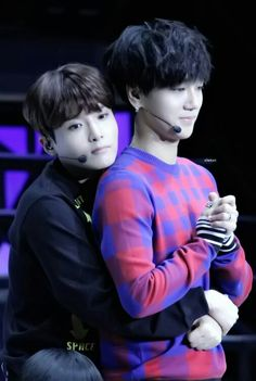 YeWook all the way..