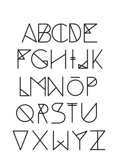Image result for geometric drawings easy
