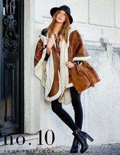 FALL ESSENTIALS:  THE FEDORA HAT  by www.Fashion-with-Style.com  #fedora #fashion #fall2014 #trend #hat #inspiration #moda #lanidor