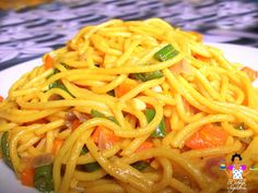 Dobbys Signature: Nigerian food blog   Nigerian food recipes   African food blog: Fried spaghetti