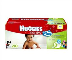 Start stocking up on samples BEFORE you're up all night. Fill out a short form to get 4 FREE samples from Huggies.