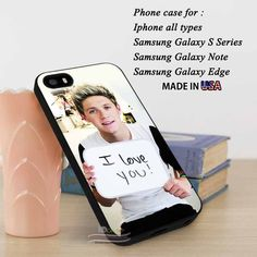 iPhone SE Case | One Direction Niall Horan Collage Art | Samsung S7 Case #1d Samsungiphonecase.com #yn