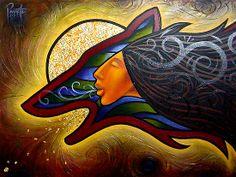 Aniti Anemos by Aaron Paquette, Métis