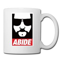 Cool ABIDE Ceramic Coffee Mug, Tea Cup | Best Gift For Men, Women And Kids - 13.5 Oz, White -- New and awesome product awaits you, Read it now  : Coffee Cups and Mugs