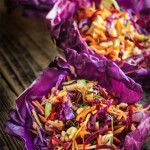 Fall superfood, detox salad - we love this delicious, filling and nutrient rich salad | www.viktoriastable.com