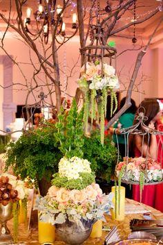 Arden Photography Bird Bath Planter, Planters, Barn Wedding Flowers, Table Centerpieces, Table Decorations, Flower Market, Food, Woodland, Florals
