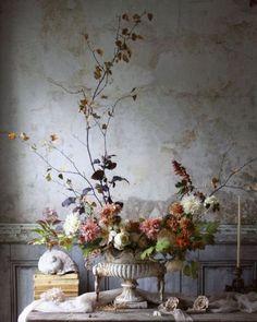 Dried Flower Arrangements, Beautiful Flower Arrangements, Fresh Flowers, Dried Flowers, Beautiful Flowers, Ikebana, Deco Floral, Flower Designs, Garden Design