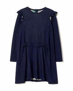 Платье цвет Синий | Benetton