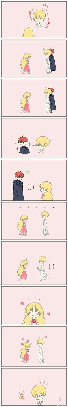 The post appeared first on El Universo del Manga. Manga Anime, Anime Couples Manga, Manhwa Manga, Anime Princess, My Princess, Cute Anime Guys, Anime Love, Web Comics, Manga Story
