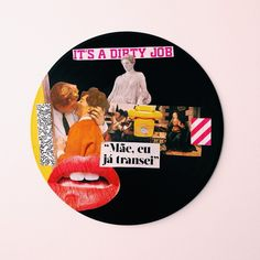 O Candelabro Italiano | colagem sobre vinil por pedroluiss #art #collage #vinyl