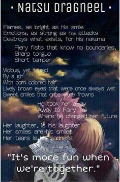 Natsu poem