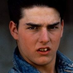 Tom Cruise. | 33 Before And After Photos That Prove Good Teeth Can Change Your Entire Face . . . Before