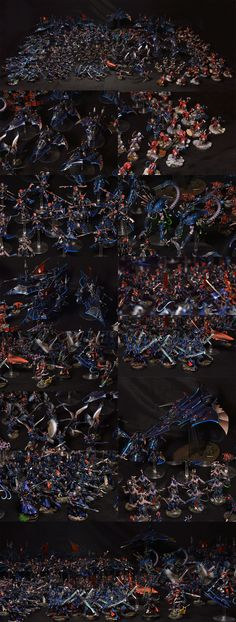 Dark Eldar army ver.1