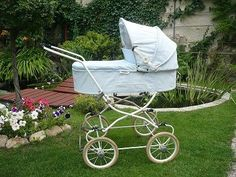 Liberta 90.léta Baby Carriage, Prams, Baby Strollers, Children, Vintage, Cribs, Toys, Kids Wagon, Archive