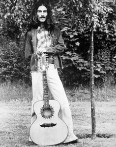 The Rock and Roll Hall of Fame Inductees, 1986 - 2011 Pictures - George Harrison 2004 Inductee | Rolling Stone