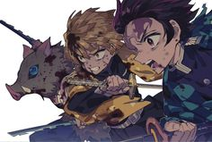 Kimetsu no Yaiba (Demon Slayer) Image - Zerochan Anime Image Board Manga Anime, Fanarts Anime, Anime Demon, Anime Characters, Anime Art, Fictional Characters, Cool Anime Wallpapers, Animes Wallpapers, Super Anime
