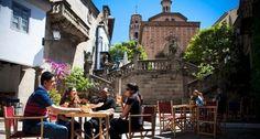 Poble Espanyol - Barcelona City Tour
