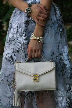 88 handbags sophie vegan leather saffiano bag in pearl