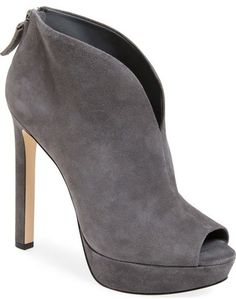 Nine West 'Vain' Platform Bootie (Women)