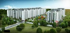 Residential Houses, Apartmens, Architecture