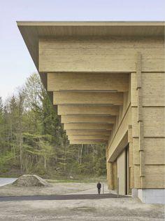 Workshop Andelfingen / Rossetti + Wyss Architekten AG