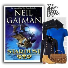 Neil Gaiman's Stardust by ameve on Polyvore featuring Ralph Lauren Black Label, Denim & Supply by Ralph Lauren, Polo Ralph Lauren, Yves Saint Laurent, Proenza Schouler and Kate Spade