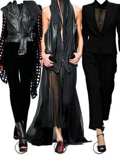 What would Lisbeth Salander wear?