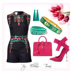 """""""Spring - playsuit"""" by fabulously-fab on Polyvore"""