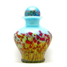 Use Your Cremation Urn as a Vase
