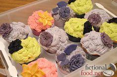 #EffieTrinket cupcakes