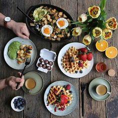 Súper brunch de domingo con @cravinginamsterdam   #food #foodie #yummy #instagood #brunch #sunday #FelizDomingo