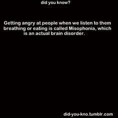 Omg! I thought I was just wired. Now I know I have a brain disorder.