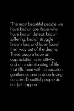 The most beautiful people....