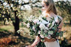 najpiękniejsze bukiety ślubne