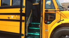 The bill would require all RI school buses to have seat belts by 2019 along with new training and evacuation drills.