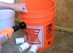 DIY 5 Gallon Bucket Swamp Cooler