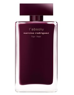 Narciso Rodriguez For Her L'Absolu Narciso Rodriguez perfume - a new fragrance for women 2015