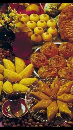 Azerbaijan national sweets