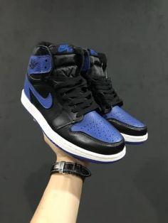 e2dfd0ed1c9133 Cheap Air Jordan 1 Retro High AJ1 Unisex AAA Royal Blue Black shoes Only  Price  58 To Worldwide and Free Shipping WhatsApp 8613328373859