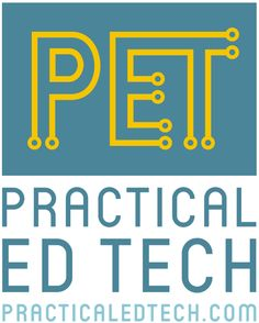 In 2015 and 2016 I published a 30 page PDF that I called the Practical Ed Tech Handbook . Those have been accessed more than 100,000 times...