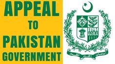 Appeal to The Pakistani Government Pakistan Media pemra chairman supreme...