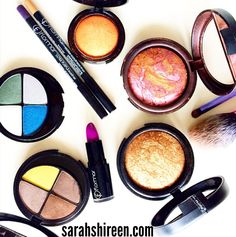 Flormar #makeup #haul bought in Italy! New post on the blog! sarahshireen.com #bblogger #Flormar