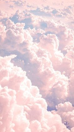 New Aesthetic Wallpaper Pastel Ideas Look Wallpaper, Iphone Background Wallpaper, Aesthetic Pastel Wallpaper, Aesthetic Backgrounds, Aesthetic Wallpapers, Pretty Phone Backgrounds, Pink Clouds Wallpaper, Pastel Pink Wallpaper Iphone, Pastel Background Wallpapers