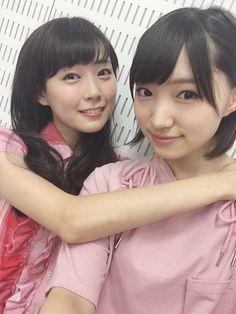 Miyuki Watanabe x Yuuri Ota  https://twitter.com/yuuriso_1201/status/763033331545935873
