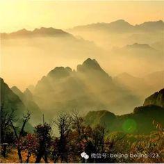 北京那些宛若仙境的地方