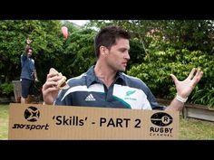 All Blacks Skills - Part 2 - Summer Edition