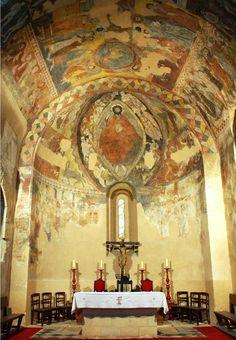 Iglesia de los Santos Justo y Pastor de Segovia